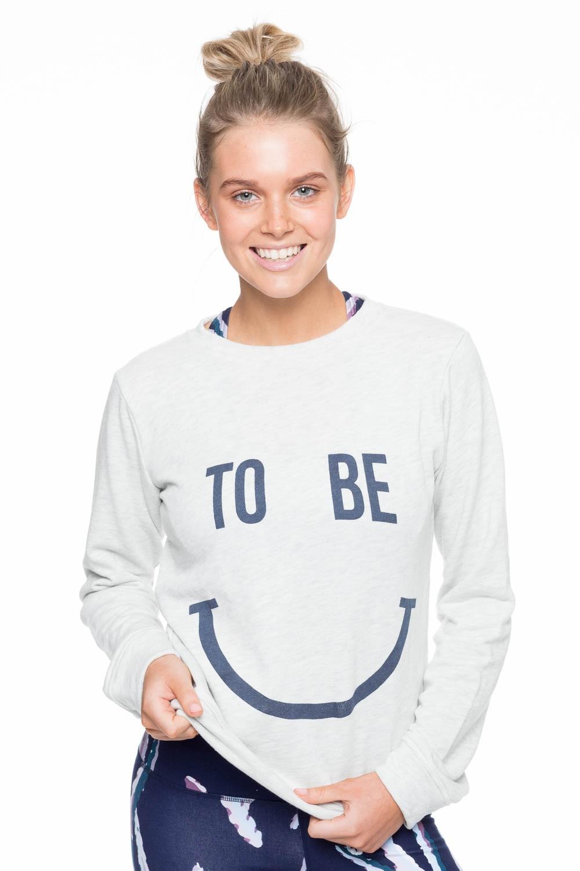 yoga sweater