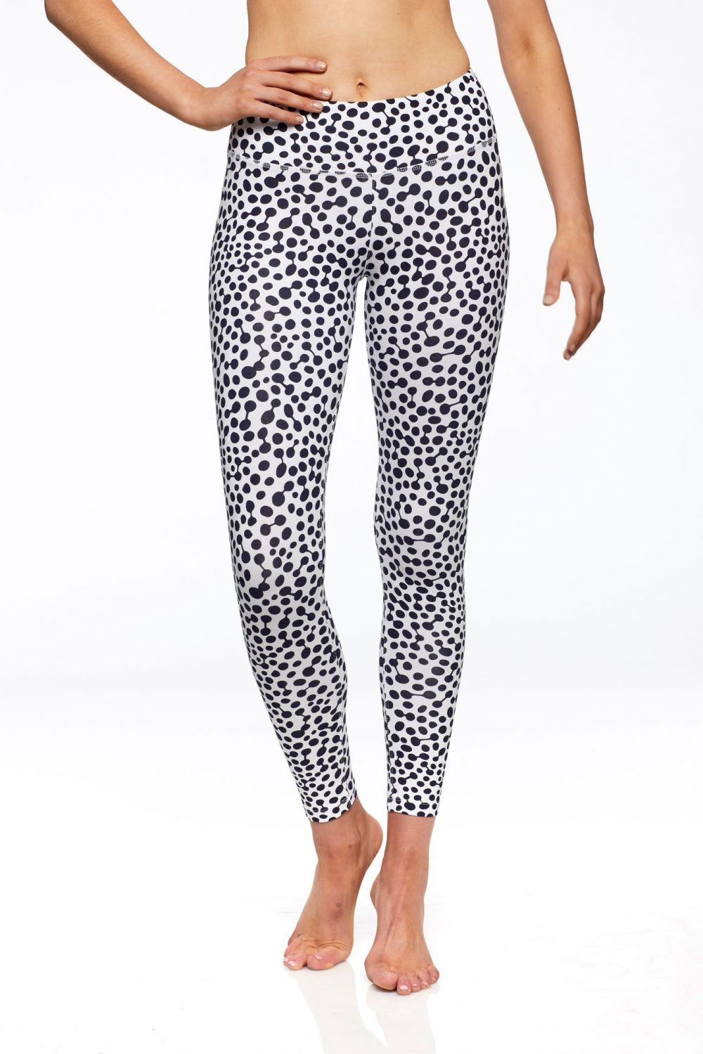 Long Beach Legging Ocean White