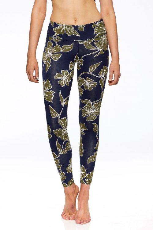 Long Beach Legging Palm