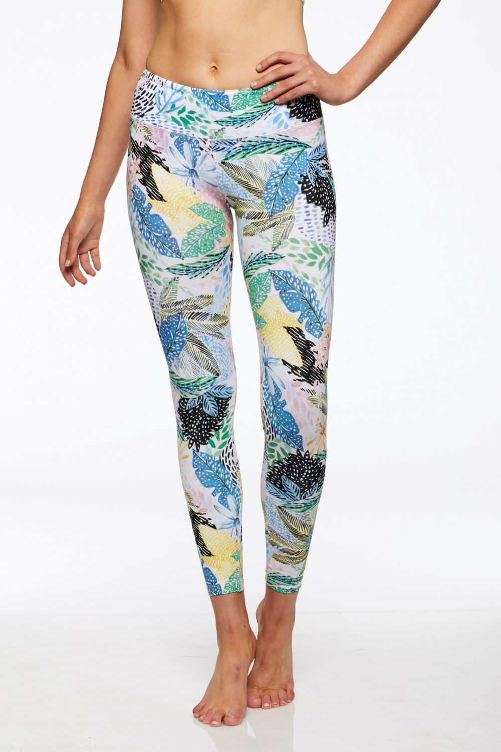 Long Beach Legging Tropics