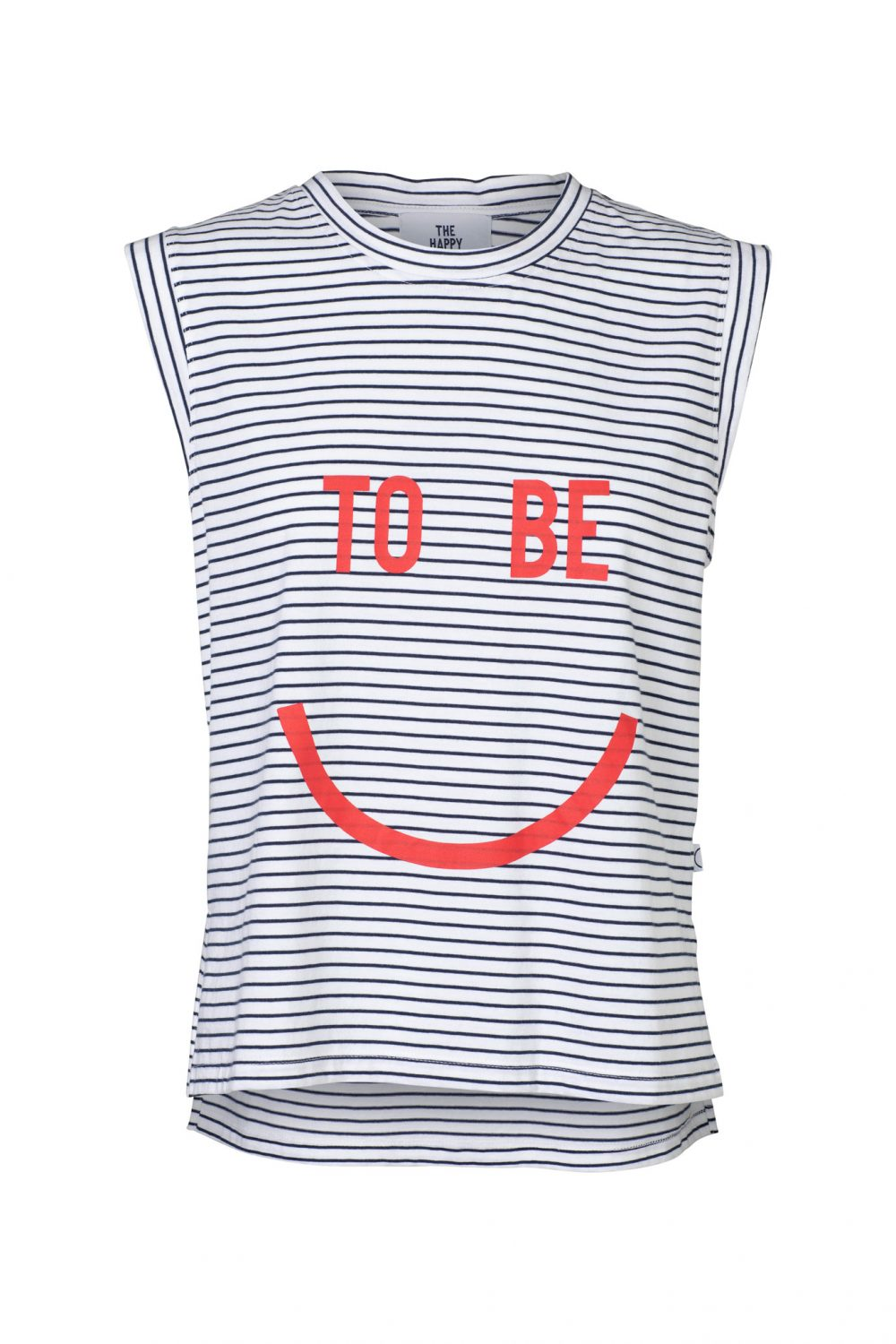 Canyon Happy Tank Navy Stripe