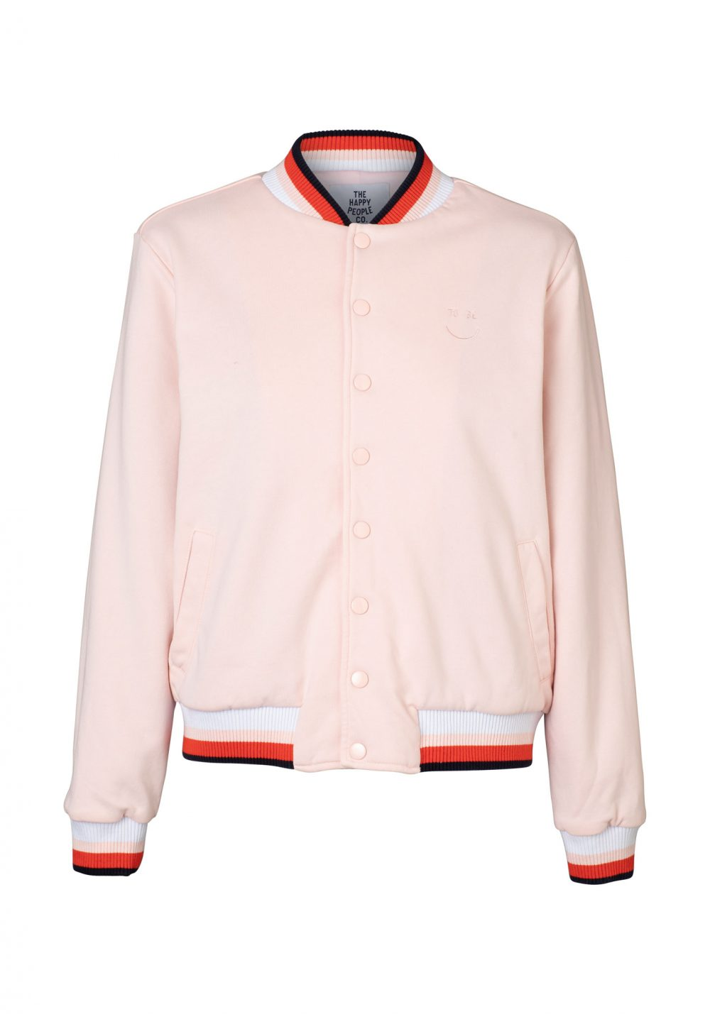 Happy Sweater Jacket Pink