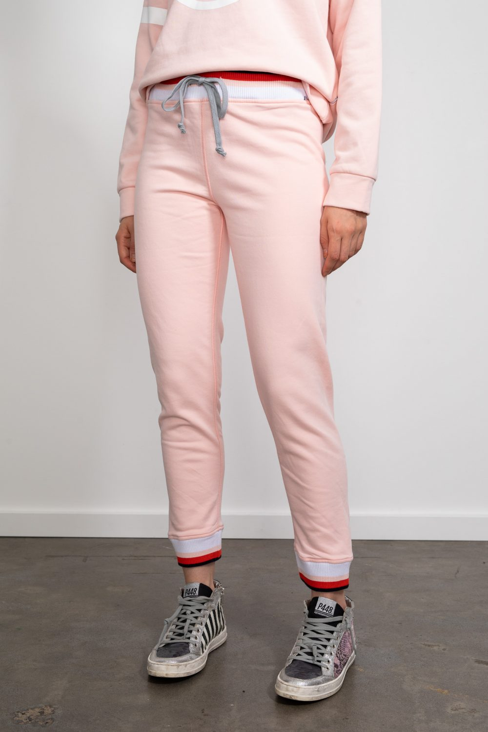 Happy Sweat Pant Pink