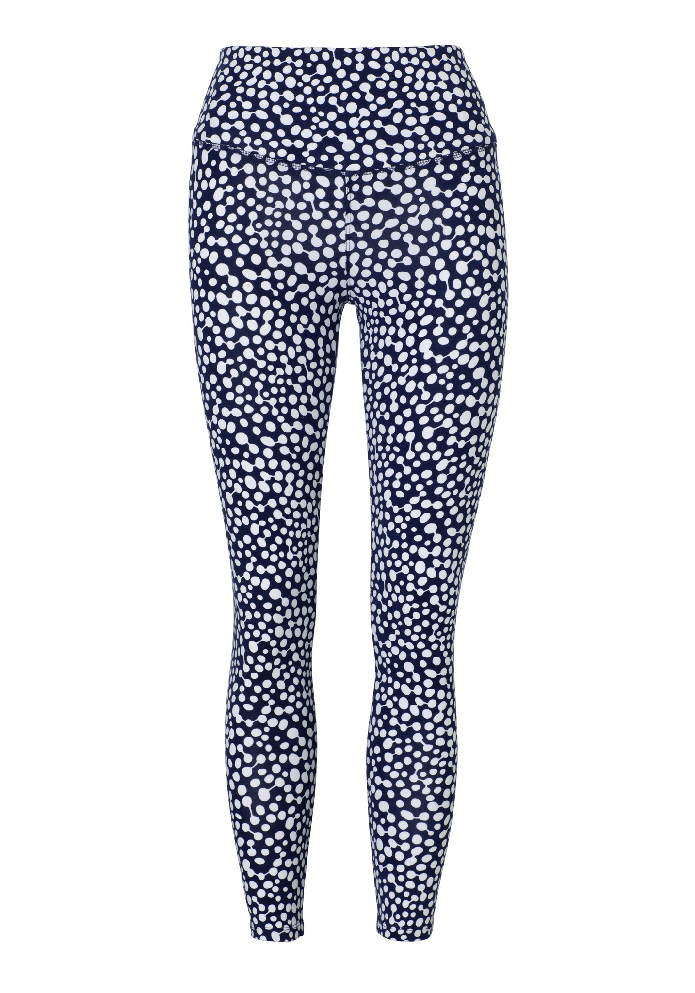 Long Beach Legging Ocean Navy