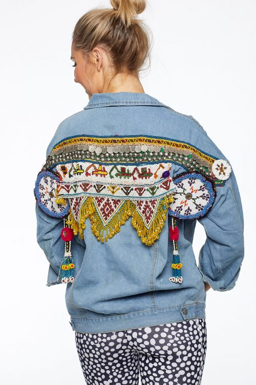 The Happy People Co Embellished Jacket